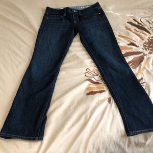🔥🔥GAP Jeans Real Straight NWOT🔥🔥
